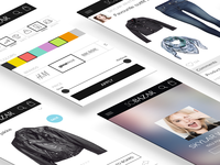 Sobazaar fashion ui ux user experience user interface responsive web design