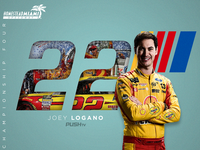 Joey Logano Advances to Homestead