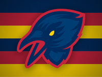 Adelaide Crows Rebrand