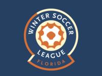 Winter Soccer League Florida concept