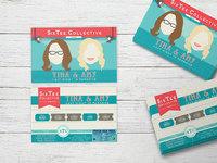 Tina amy postcards