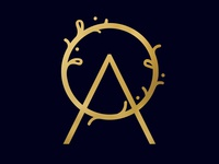 O+A Wedding Logo