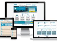 Adaptive design for landing page sale data storage
