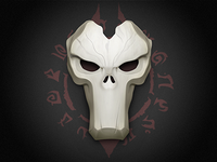 Dark Siders Mask