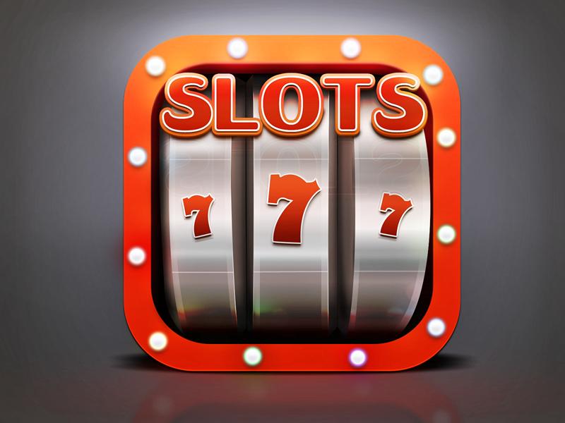 Casino App Icon by Arslan Ali on Dribbble