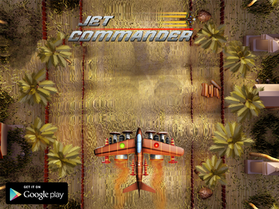 Jet Commander release july 12 playstore google app android upcoming new commander jet