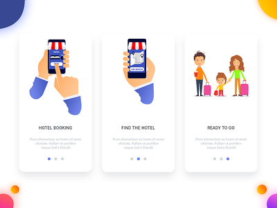 Hotel Booking illustrations go to ready find booking hotel explorations app