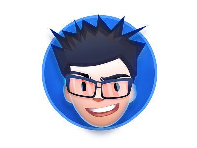 Gamer Avatar pakistan arslan youtube concept new design avatar gamer
