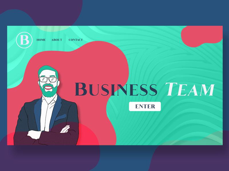 Home page graphicdesign interface dailyuichallenge app dailyui web design agency landingpage colors business freelancer uidesign web designer site illustration web design