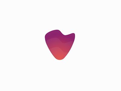 Heart Heat claudiofrs pink purple dating nearby heart logo brand