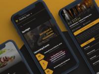 Nightlife Booking App