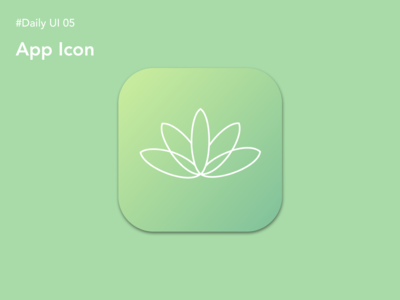 Daily UI Challenge 005: App Icon