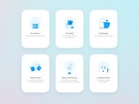 Alldaydr App - Empty state sketch app application ui iconography doctor portal health app user experience userinterface visual design emptystate telemedicine