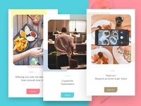 Tasty- Online Food Ordering Application Walk through