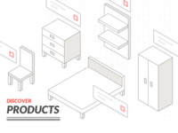 Isometric Furniture