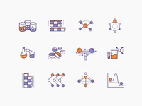 Chemistry Icons #2