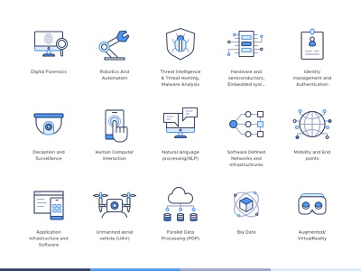 Data Security Protection | Iconography part 02 icon sets userexperience iconography subtle icon set line icons uidesign
