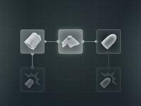 Game UI Icon Styles