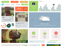 Ui kit full size