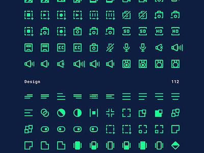 1800 Free Minimal Icon Pack [20x20] simple minimal pack set app web ai sketch psd icons freebie free
