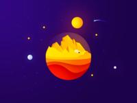 🚀 Mars - Phobos - Deimos