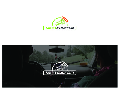 Mitigator Logo Design