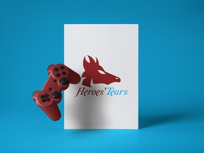 Heroes Tears Game Logo