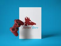 Heroes Tears Game Logo
