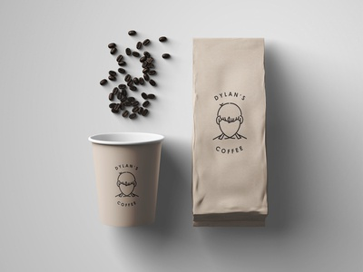 Dylan's Coffee Logo