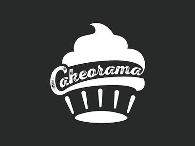 Cakeorama bakery cakes vector logo branding