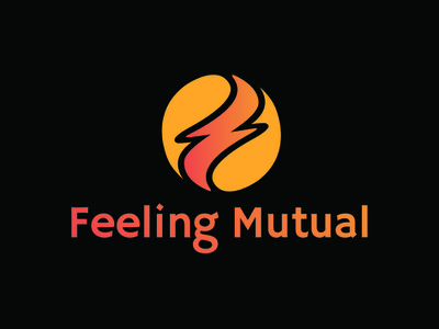 Feeling Mutual logo branding
