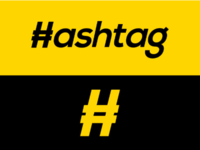 #ashtag Logo Design