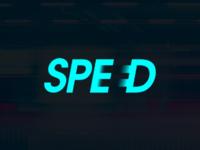 Speed Logo Wordmark