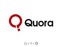 Quora Logo Redesigned