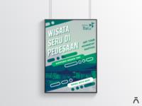 Kampung Wisata Tani - Poster Design