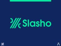 Slasho Logo Design
