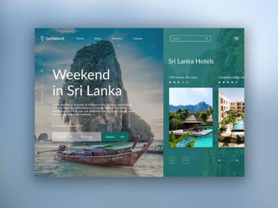 Weekend In Sri Lank
