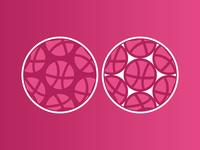 Dribbble Coasters Styles