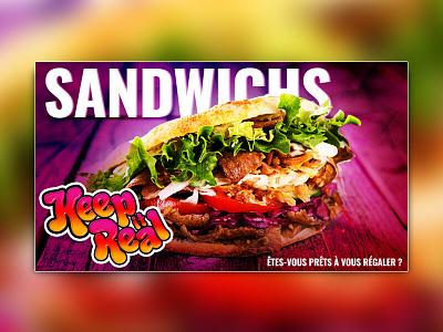 Sandwichs style packages branding banner banner ads flyer designs broucher flyer graphic design