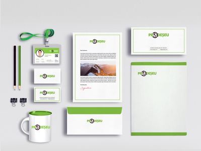 Prodeseu branding logo banner banner ads flyer designs broucher flyer graphic design