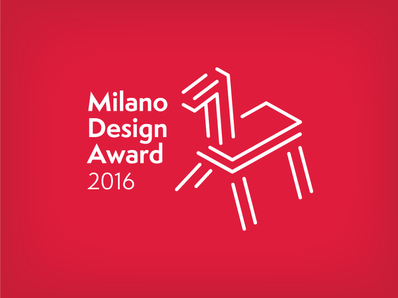milano design award logo by dario monetini dribbble