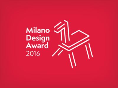 Milano design award logo by dario monetini dribbble for Milano design award