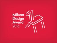 Milano Design Award - Logo