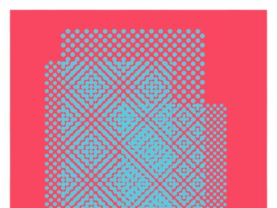 Coral Mambo - Random square #34