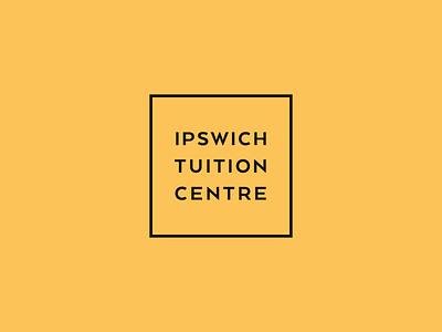 Ipswich Tuition Centre Logo Design logodesign design branding flat logo