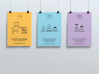 Ipswich Tuition Centre Poster Designs