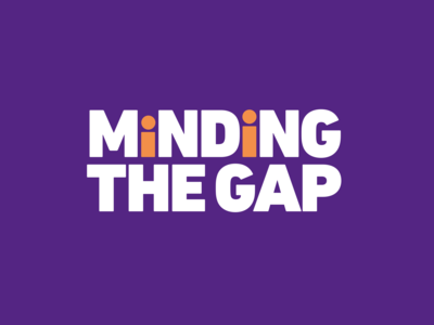 Minding The Gap Logo Design