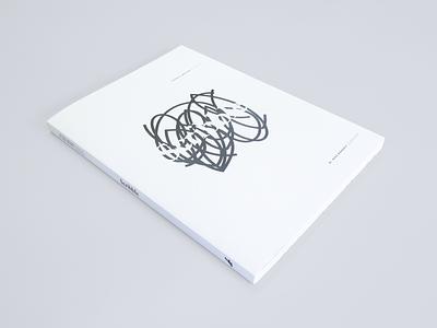 Scribble book cover design 4x