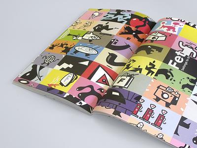 Scribble Inside Page Fetchaset bookdesign book