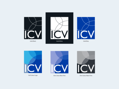 Ipswich Community Ventures Logo Designs